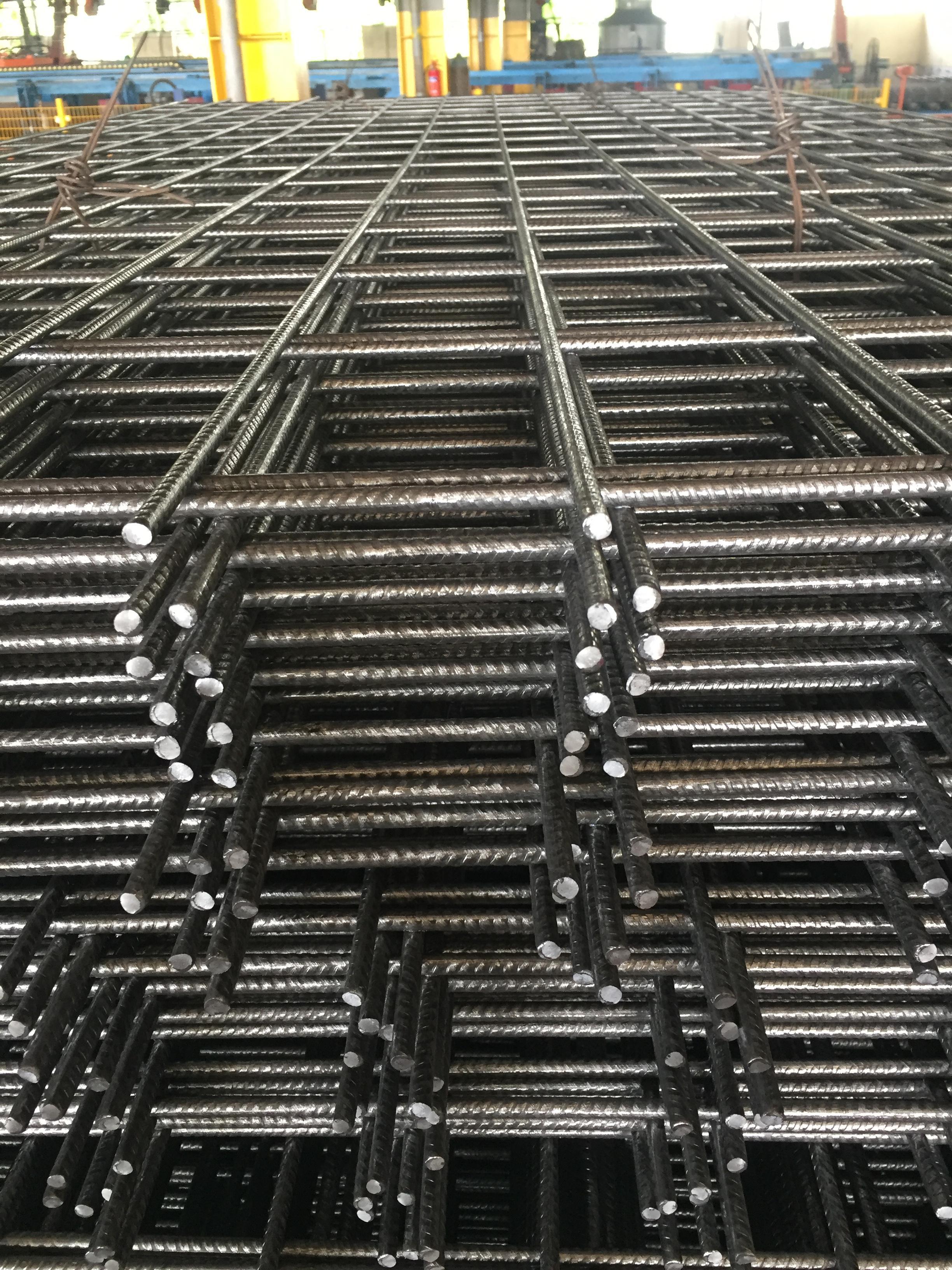 Lưới thép hàn gân D6, D8, D10