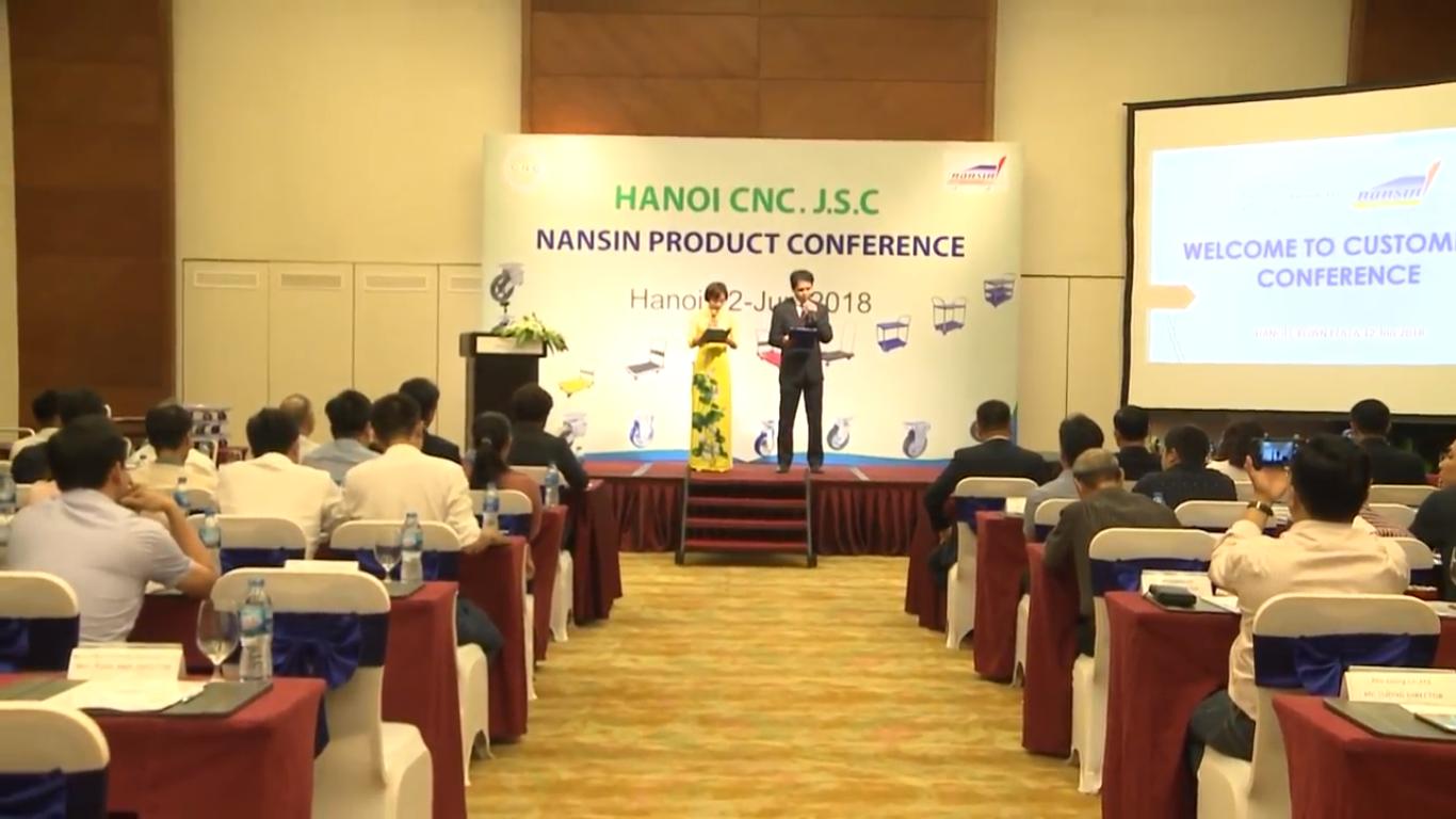 Tổ chức hội thảo phát triển sản phẩm NANSIN | Nhật Bản