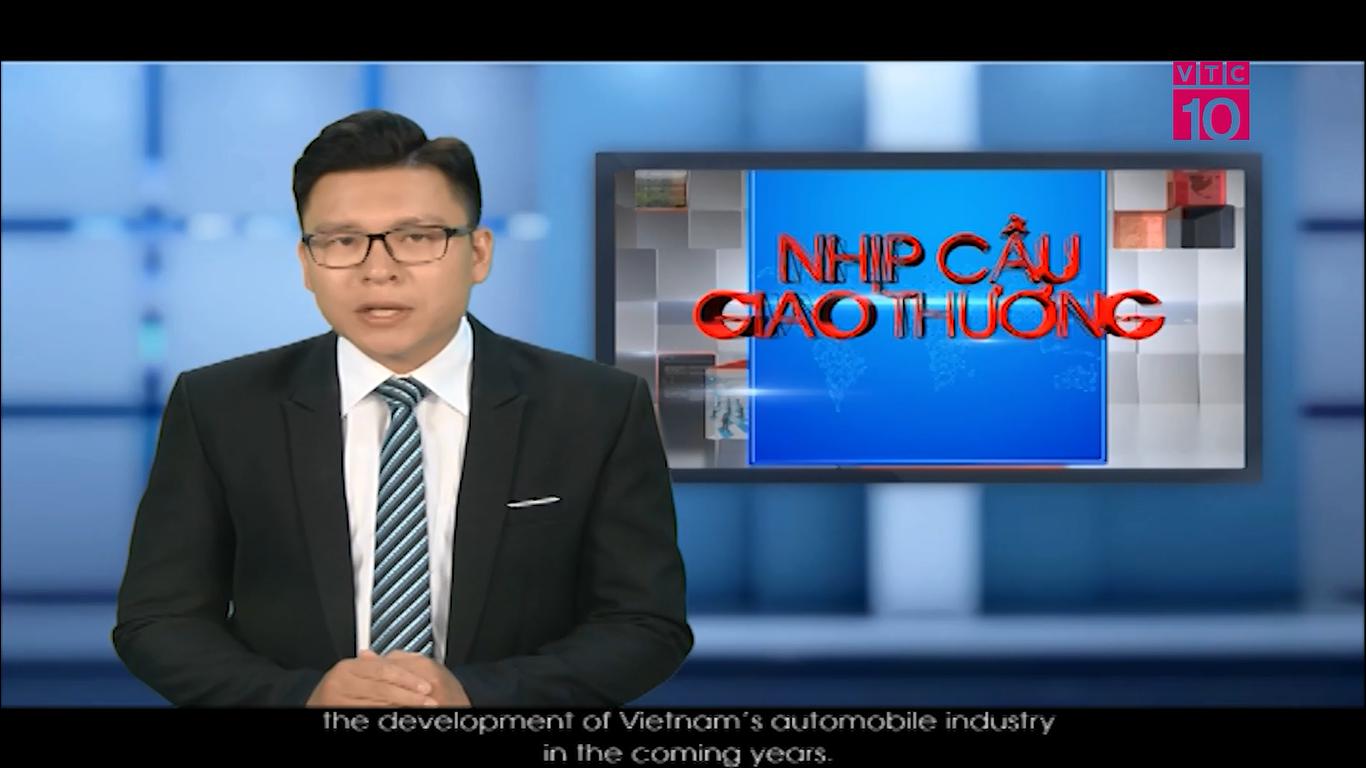 CNC Hà Nội Lên sóng nhịp cầu giao thương VTC10 ngày 16/06/2018