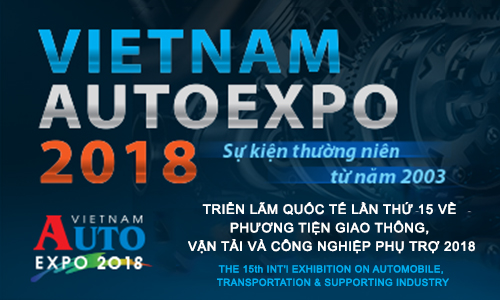 Tham dự triển lãm VIETNAM AUTO EXPO 2018