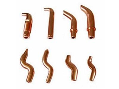 Bent Electrode Tips for Spot Welding-SP13
