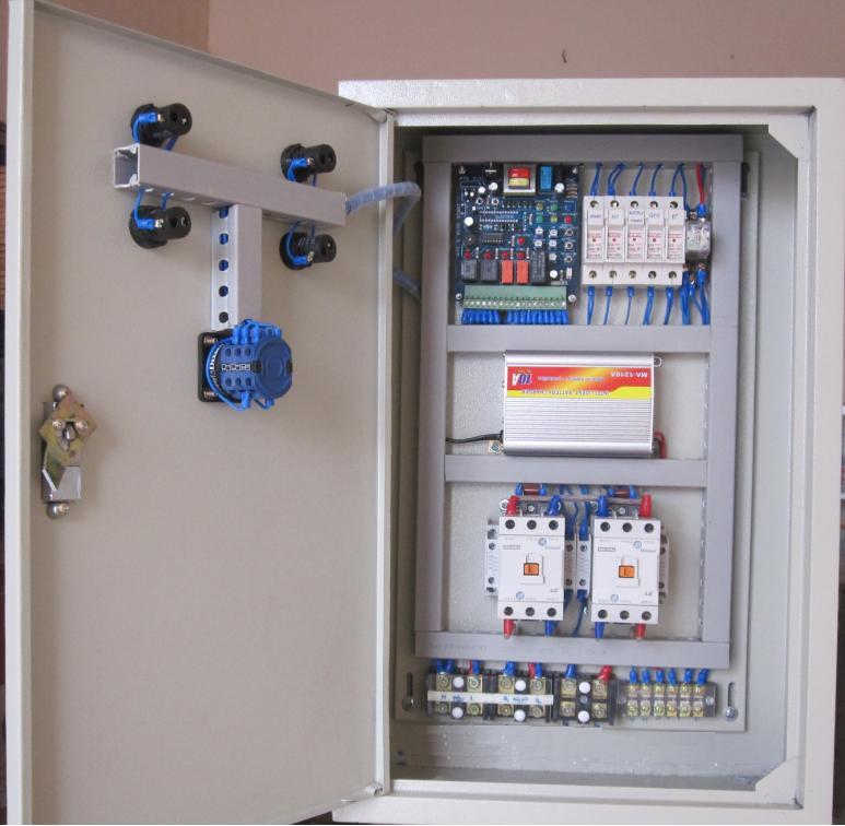 Tủ điều khiển điện